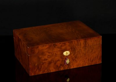 daniel marshall 200165.3 cigar humidor box b