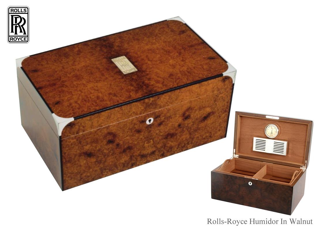 RollsRoyceHumidorBox